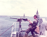 USMC Michael On Ship